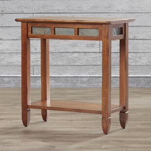 Ardclinis Mountain Chairside Table by Loon Peak