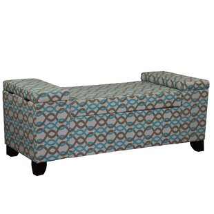 Kromer Upholstered Storage Bench