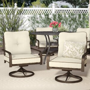 Thelma Swivel Lounge Chair (Set of 2)
