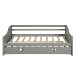 Pelaez Twin Daybed with Trundle