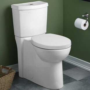 American Standard Studio 1.6 GPF Elongated Two-Piece Toilet Image