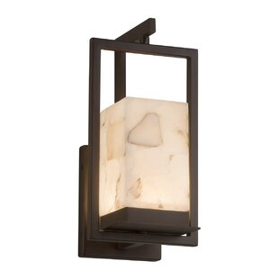 Rosecliff Heights Conovan LED Outdoor Sconce