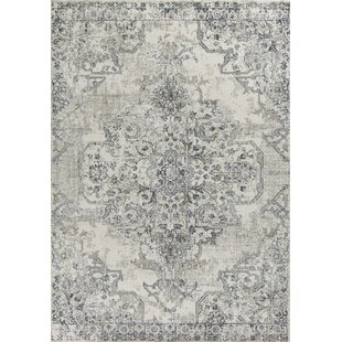 Lappin Ivory/Gray Area Rug