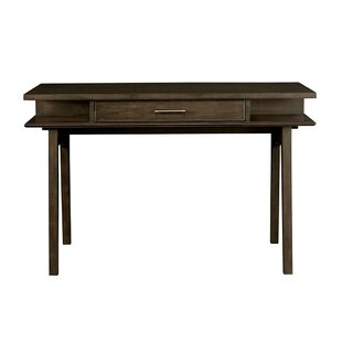 Click Solid Wood Writing Desk