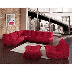 Waverunner 5 Piece Living Room Set