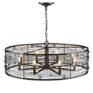 Trent Austin Design Kendra 8-Light Chande..