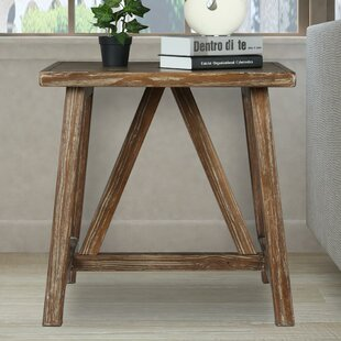Best Choices Wilfong End Table By Loon Peak