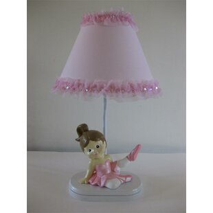 Best Price Ballerina Princess 16 Table Lamp By Silly Bear Lighting