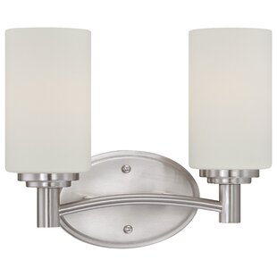 Cana 2-Light Vanity Light by L..