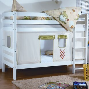 Giordano 90 X 200cm Bunk Bed By Zoomie Kids