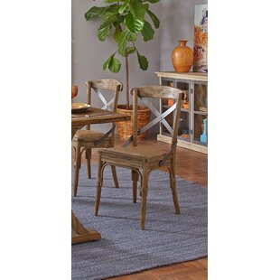 Cabana Solid Wood Dining Chair (Set of 2) by Gracie Oaks
