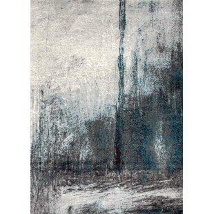 Great Price Townsend Teal/Dark Green Area Rug ByWrought Studio