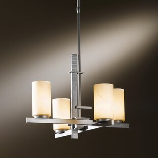 Ondrian 4-Light Kitchen Island Pendant by Hubbardton Forge