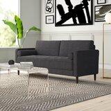 Garren 75.6'' Square Arm Sofa