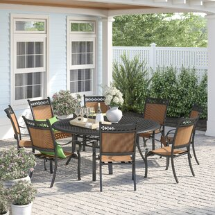 Curacao 9 Piece Dining Set..