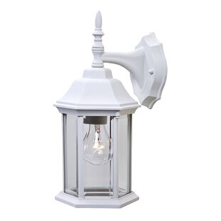 Pritzker Outdoor Wall Lantern