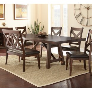 Alcott Hill Spier Place Extendable Dining Table
