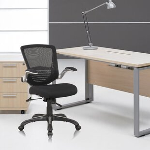 Mesh Task Chair (Set Of 2) by Symple Stuff Great price