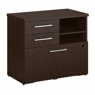 Bush Business Furniture 400 Series 3-Drawer Lateral Filing Cabinet