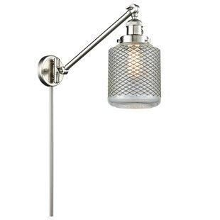Breakwater Bay Iyana 1-Light Swing Arm Lamp