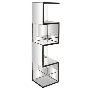 Geometric Bookcase by Everly Quinn Best