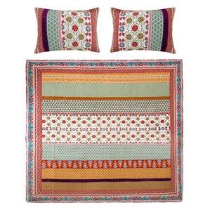 thalia reversible quilt set