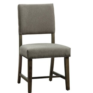 Remmie Upholstered Dining Chair (Set of 2)