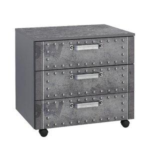 Rollcontainer Workbase mit 3 Schubladen von Rauch