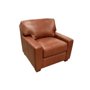Albany Armchair by Omnia Leather