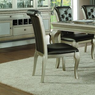 Rosdorf Park Marisol Upholstered Dining Chair (Set of 2)