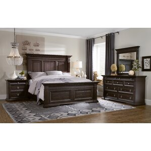 Exceptional Treviso Panel Bed. Treviso Panel Bed. By Hooker Furniture