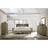 Petronela Platform Solid Wood 6 Piece Bedroom Set by Red Barrel Studio