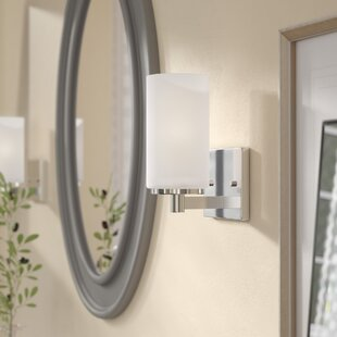 Burnley 1-Light Bath Sconce by Darby Home Co