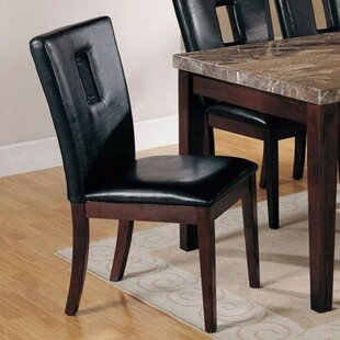 Geizi Upholstered Dining Chair (Set of 2) Red Barrel Studio