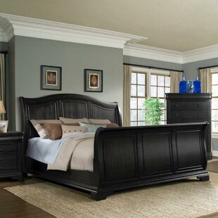 Canora Grey Louvre Panel Bed