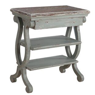 Cottage End Table by Gail's Accents