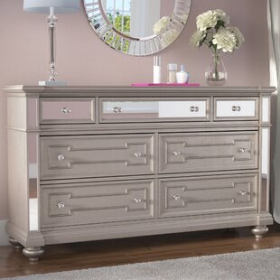 Willa Arlo Interiors Ronna 7 Drawer Standard..