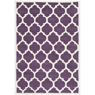 Purple Wool Rugs You Ll Love Wayfair Co Uk