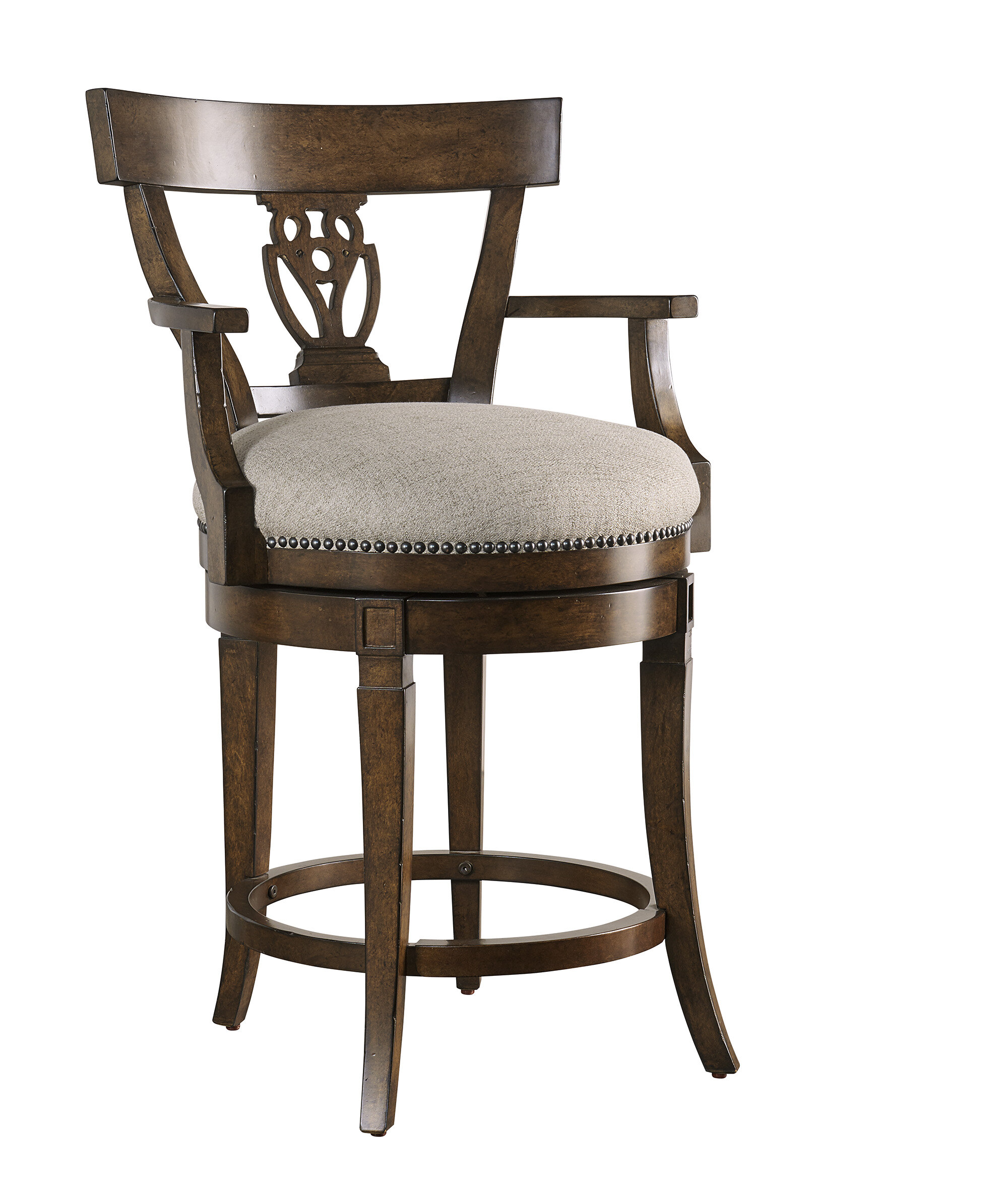 Miraculous Marionville 25 Swivel Bar Stool Lamtechconsult Wood Chair Design Ideas Lamtechconsultcom