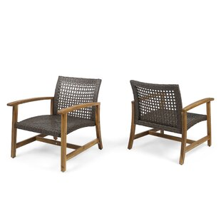 Allenvale Patio Chair (Set of 2)