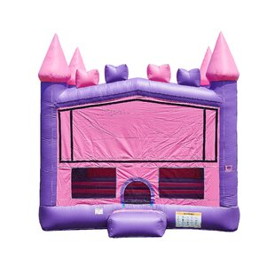 Princess Bricks Bounce House By JumpOrange