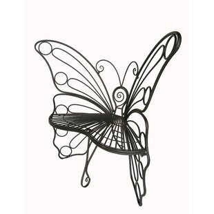 Butterfly Metal Garden Chair