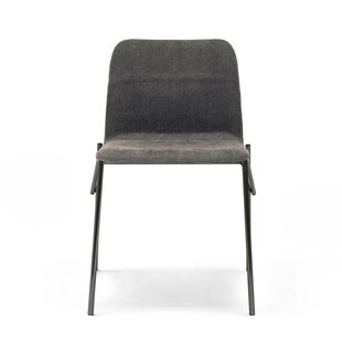 Alunna Upholstered Dining Chair by Pianca..
