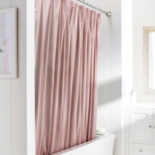 Modern Pink Shower Curtains