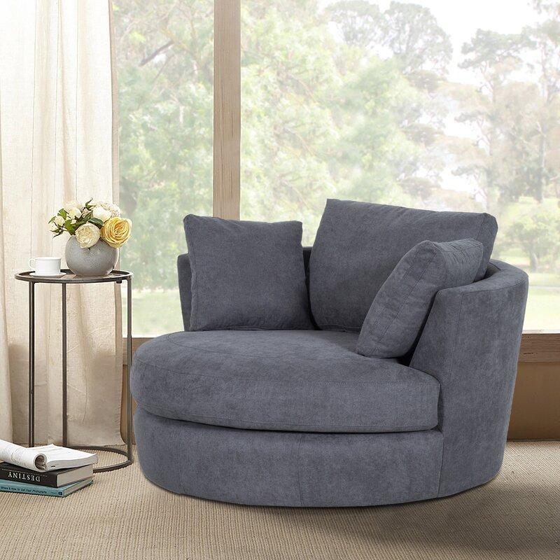 Lattitude Run Carraby swivel Accent Chair   Item# 12302