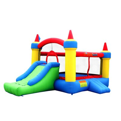 Mega Castle Bounce House Bounceland