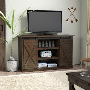 Espresso Milner Tv Stand For Tvs Up To 60