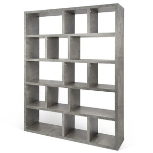 Watters 5 Levels Standard Bookcase by Latitude Run Design