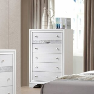 Ines 5 Drawer Chest by House of Hampton