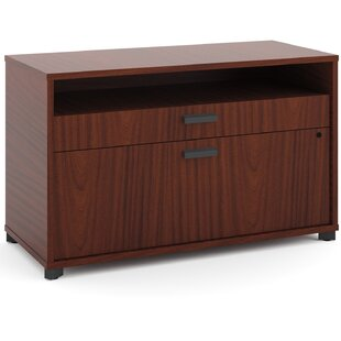 HON Manage Credenza 2-Drawer Lateral Fili..